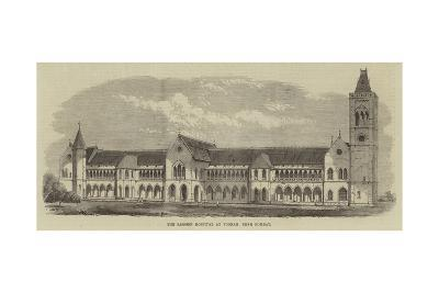 The Sassoon Hospital at Poonah Near Bombay--Giclee Print