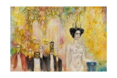 The Satan's Ball, 1989-Gennady Kalinovsky-Giclee Print