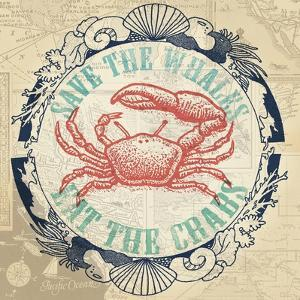 Eat The Crabs by The Saturday Evening Post