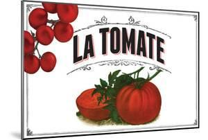 French Produce - Tomato by The Saturday Evening Post