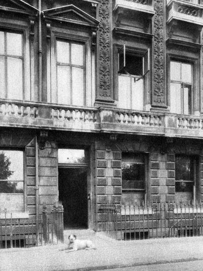 The Savage Club, Adelphi Terrace, London, 1926-1927- Joel-Giclee Print