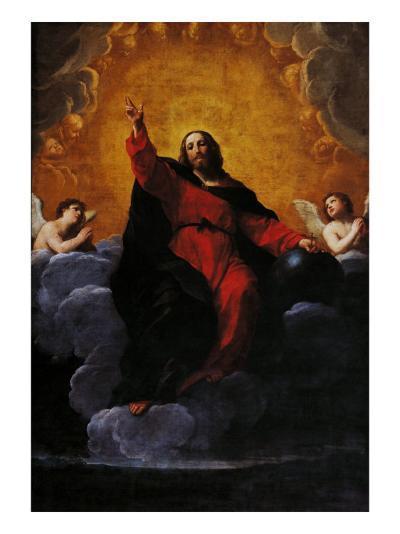 The Savior-Giovanni Battista Moroni-Giclee Print