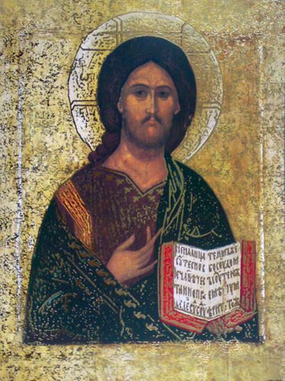 The Saviour--Art Print