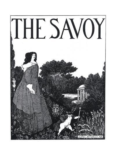 The Savoy, Volume I-Aubrey Beardsley-Giclee Print