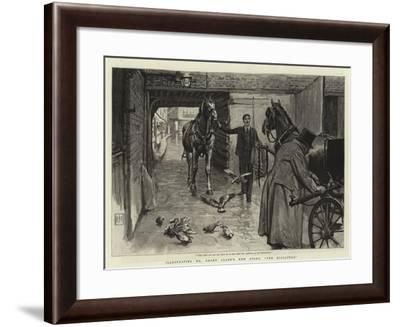 The Scallywag--Framed Giclee Print