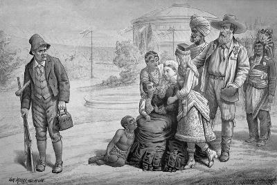 The Scapegrace of the Family, 'St. Stephen's Review Presentation Cartoon', May 15th 1886-Tom Merry-Giclee Print