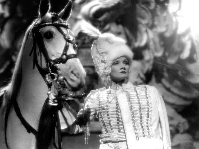 The Scarlet Empress, Marlene Dietrich, 1934--Photo