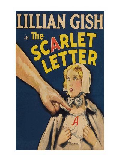 The Scarlet Letter--Art Print
