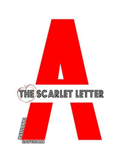 The Scarlet Letter-sondra rothwell-Art Print