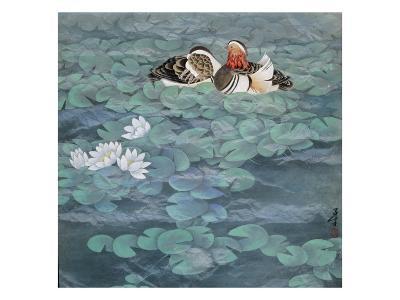 The Scene of Ripple-Yuan Mu-Giclee Print