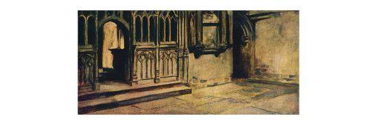 'The Scene of Saint Thomas', 1912-Unknown-Giclee Print