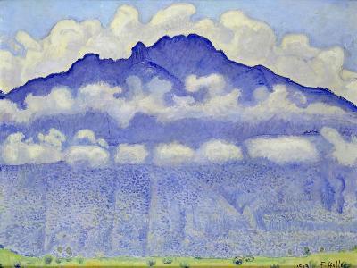The Schynige Platte, Bernese Oberland, 1909-Ferdinand Hodler-Giclee Print