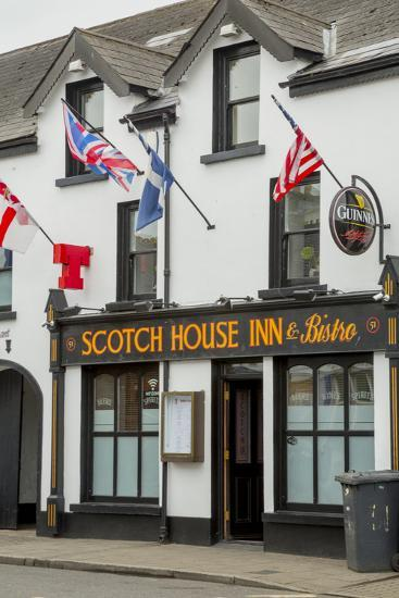 The Scotch House Inn and Bistro in Bushmills-Tim Thompson-Photographic Print