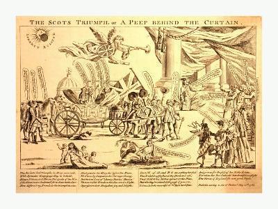 The Scots Triumph--Giclee Print