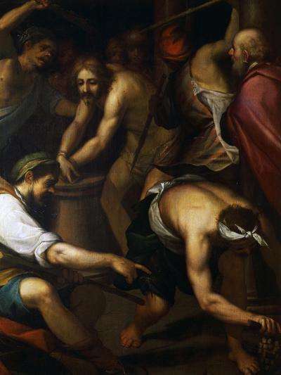 The Scourging-Giovanni Battista Paggi-Giclee Print
