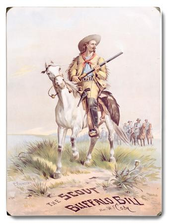 The Scout Buffalo Bill Cody