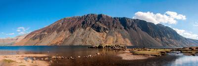 The Screes and Wastwater-James Emmerson-Photographic Print