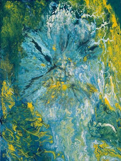 The Sea I-Roberto Gonzalez-Premium Giclee Print