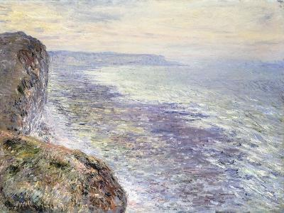 The Sea near Fecamp-Claude Monet-Giclee Print