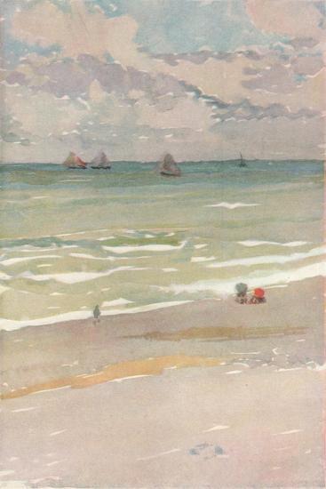 'The Sea Shore', c1880 (1902)-James Abbott McNeill Whistler-Giclee Print