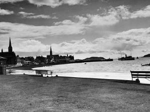 The Seafront at Largs Scotland