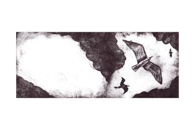 The Seagull's Tale, 2012-Charlotte Orr-Giclee Print