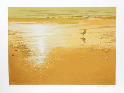 The Seagull-Harry Schaare-Serigraph