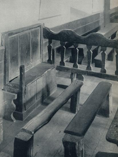 'The Seat of the Ostiarius, 1926-Unknown-Photographic Print