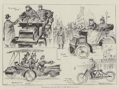 The Second Annual Meet of the Motor Car Club-Ralph Cleaver-Giclee Print