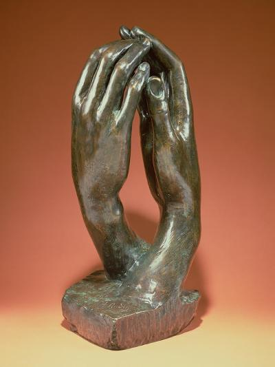 The Secret, circa 1910-Auguste Rodin-Giclee Print