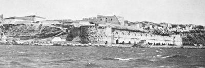 The Sedd El Bahr Forterss at the Entry to the Dardanelles During World War I-Robert Hunt-Photographic Print