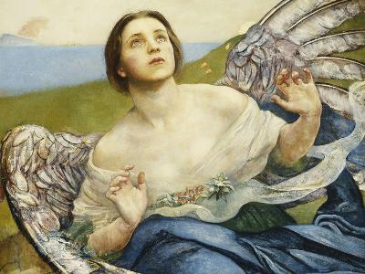 The Sense of Sight, 1898-Annie Louisa Swynnerton-Giclee Print