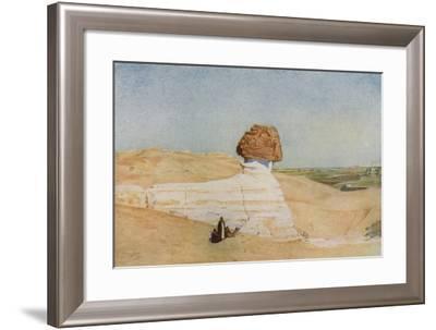The Sentinel of the Nile-Walter Spencer-Stanhope Tyrwhitt-Framed Giclee Print