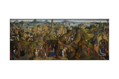 The Seven Joys of the Virgin, 1480--Giclee Print