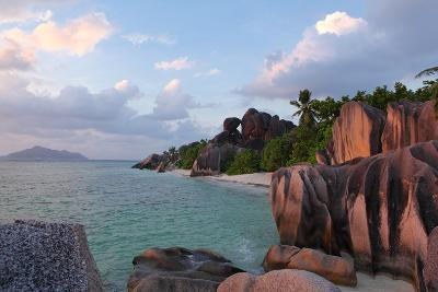 The Seychelles, La Digue, Anse Source D' Argent-Catharina Lux-Photographic Print