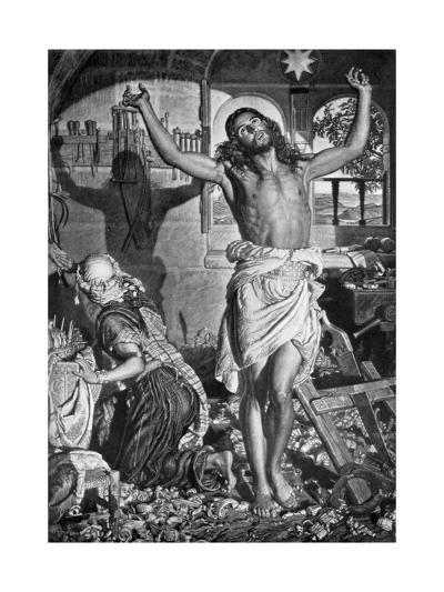 The Shadow of the Cross, 1926-William Holman Hunt-Giclee Print