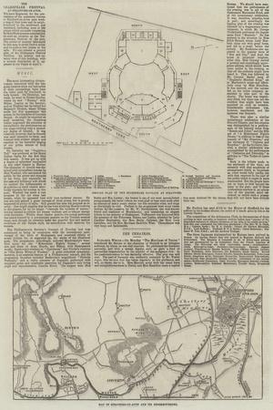 The Shakespeare Festival at Stratford-On-Avon-John Dower-Giclee Print