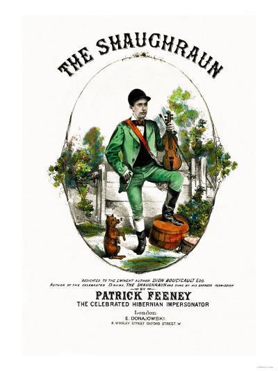The Shaughraun--Art Print
