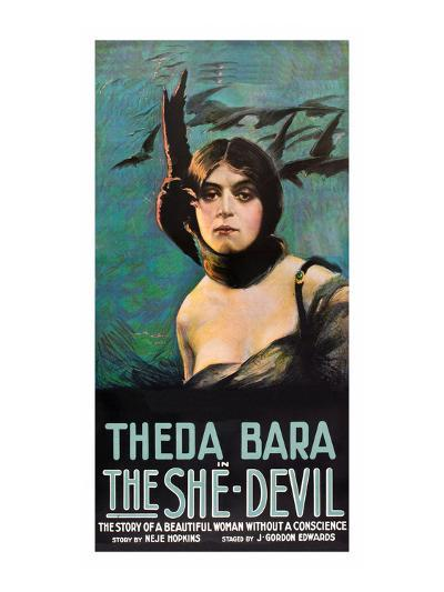 The She Devil--Art Print