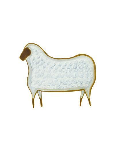 The Sheep, 2009-Cristina Rodriguez-Giclee Print