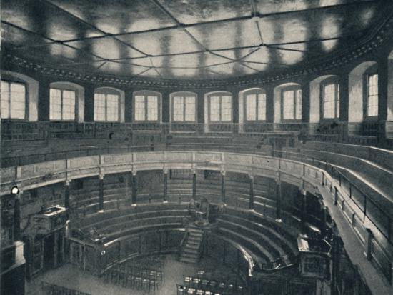 'The Sheldonian Theatre, Oxford', 1903-Unknown-Photographic Print
