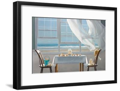 The Shell Collectors Art Print Karen Hollingsworth Art Com