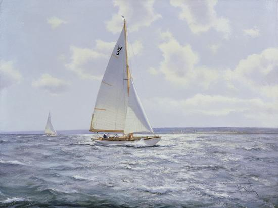 The Shimmering Sea, 2005--Giclee Print