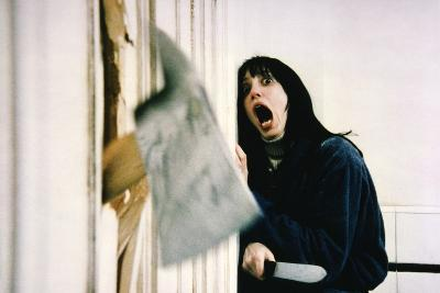The Shining, Shelley Duvall, Directed by Stanley Kubrick, 1980--Photo