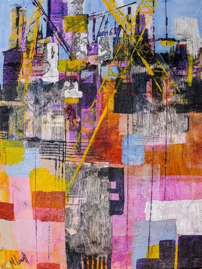 The Shipyard-Margaret Coxall-Giclee Print