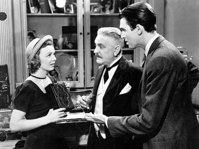The Shop Around The Corner, Margaret Sullavan, Frank Morgan, James Stewart, 1940--Photo