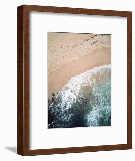 The Shore-Design Fabrikken-Framed Photographic Print
