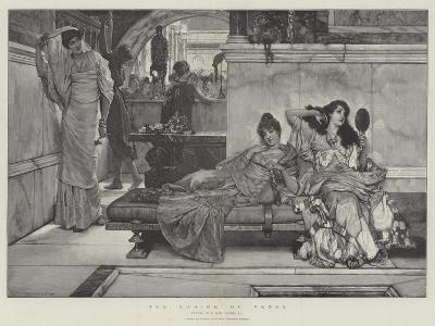 The Shrine of Venus-Sir Lawrence Alma-Tadema-Giclee Print