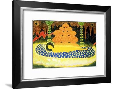 The Shroud, 1908-Kazimir Malevich-Framed Giclee Print