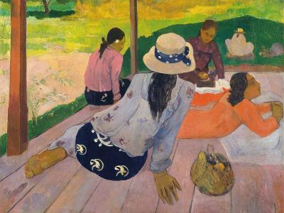 The Siesta-Paul Gauguin-Giclee Print